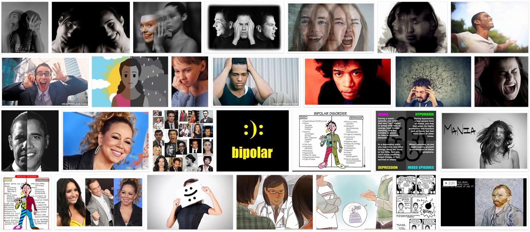 Bipolar Person