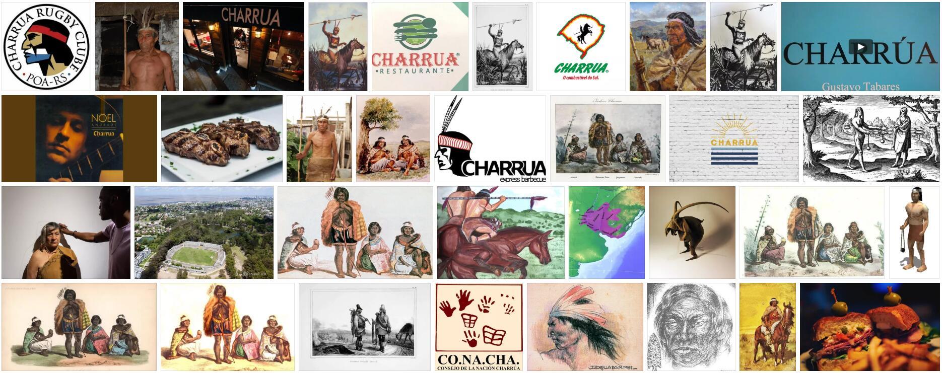 What is Charrúa