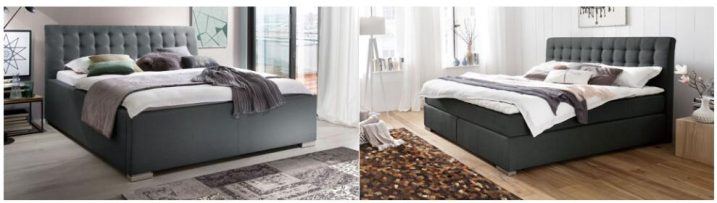 Box Spring Beds and Conventional Beds