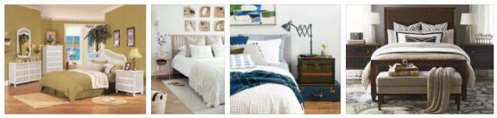 Casual Bedroom